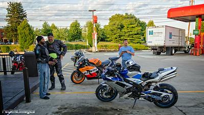 Ride Debrief @ Sheetz IV
