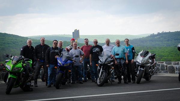 June 2013 CSBA Ride