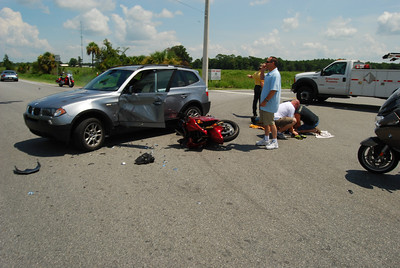 83: Florida Motorcycle Accident