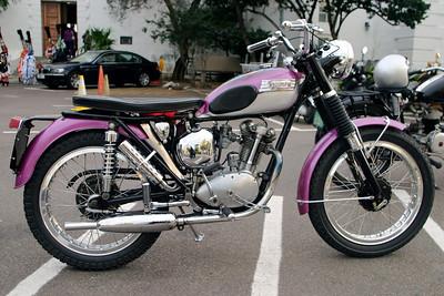Rodney's Triumph Tiger Cub
