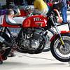 1972 Honda CB750 - now 1000cc