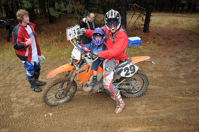 club enduro 09