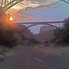 Underneath I70 in Utah......