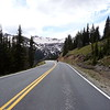 Near Independence Pass east of Aspen