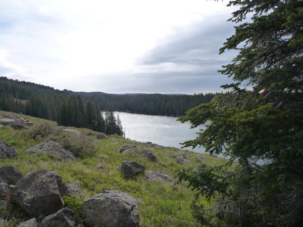 A nice lake on Grand Mesa