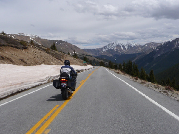 East side of Independence Pass