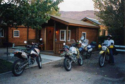 Cabins in Moam Utah.