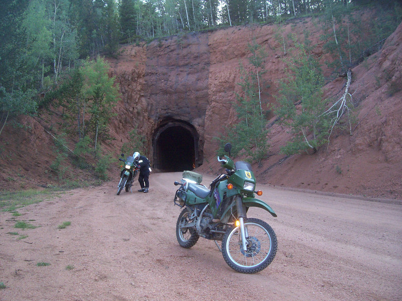 Tunnel on Goldcamp Road