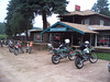 A trip to the Rampart area includes a mandantory lunch at the Sprucewood Inn,, a great dirt bike destination
