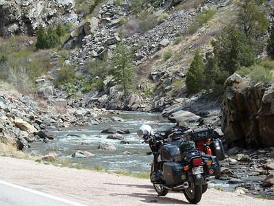 Cache La Poudre Scenic River