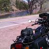 CO14, west of Fort Collins, Colorado. Cache La Poudre Scenic Byway
