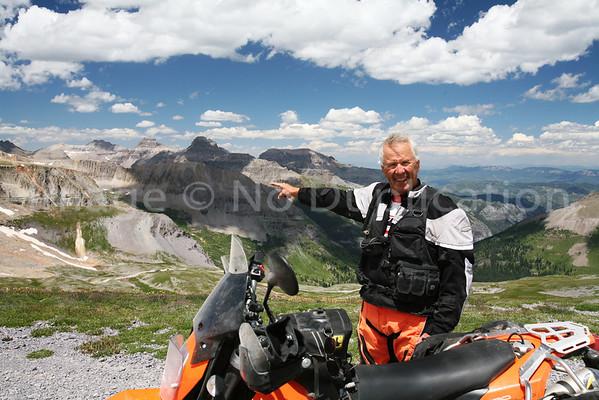 Colorado Off Road KTM 690R August 2011