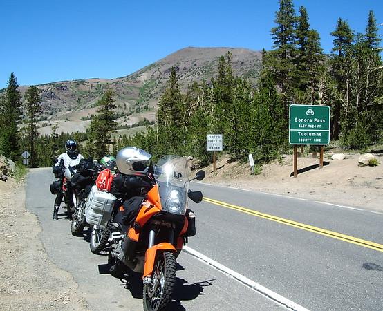 Colorado Ride, August 12, 2008