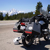 Grand Teton National Park (Unless it's Yellowstone.  I forget.)