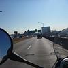 Leaving Manhattan eastbound on the 59th Street bridge
