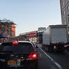 In Queens queuing up for the 59th Street bridge