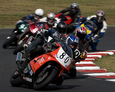Eastern Creek, March 2008. The Barry Sheene Memorial Race Meeting.