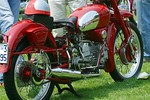 Gorgeous Guzzi side 2