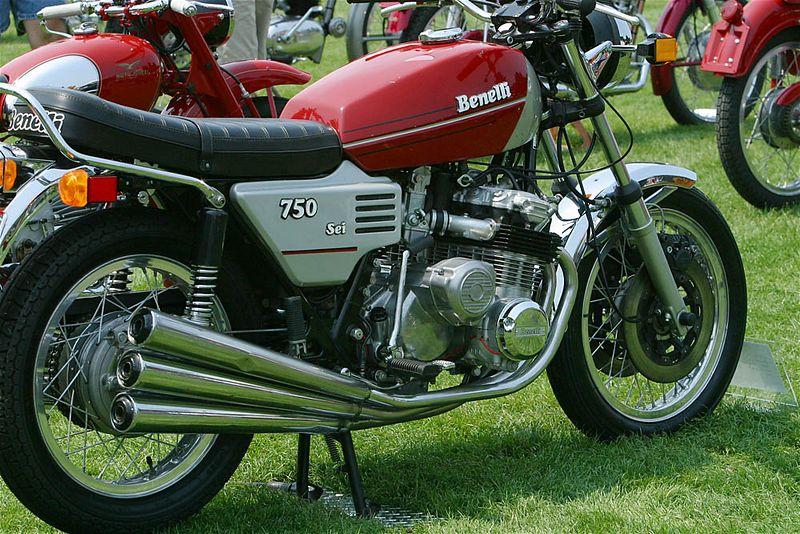 Benelli 6-cylinder 750