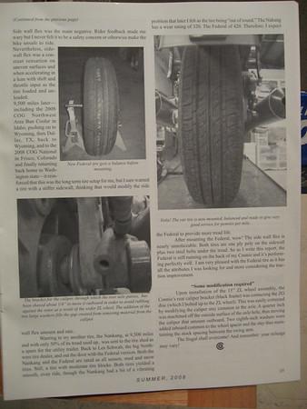 Car tire 2, Federal