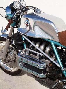 A Pretty Kbike, No way...