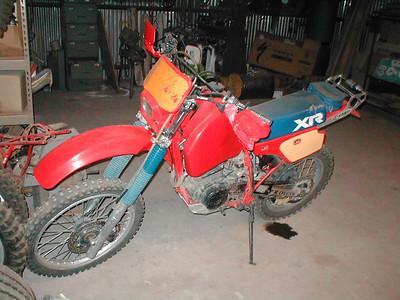 Corky's XR/XT 350s