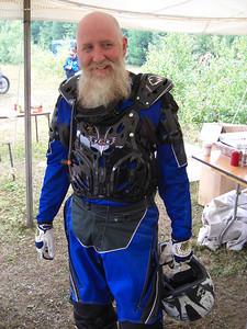 Scott/Nachtflug suited up for battle
