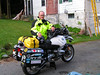 CroMag06, sep 8, 2006, Friday morning, Leaving home, Tom-Bigbird