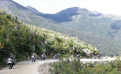 225bc Mt Washington acsent - photo credit, Gringo & Mrs Gringo
