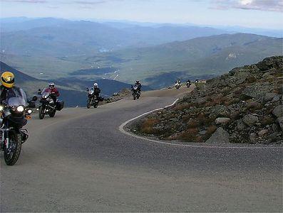 225d Mt Washington road, ascent. photo credit, Gringo