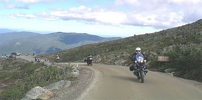 225bd Mt Washington acsent, photo credit, Gringo & Mrs Gringo