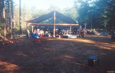 CroMag Camp - morning -2003 2