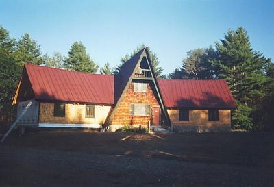 John & Debbie's place, Canaan, NH CroMag Camp 2003