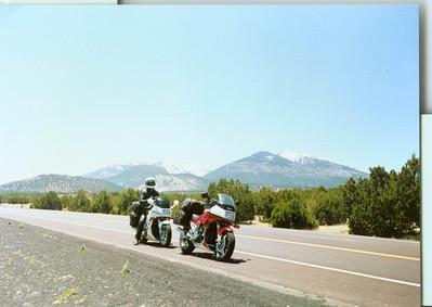 Roger north of Flagstaff, Az Hwy 89
