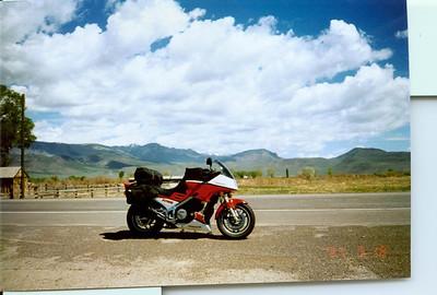 Ut 89 north of Kanab, Ut