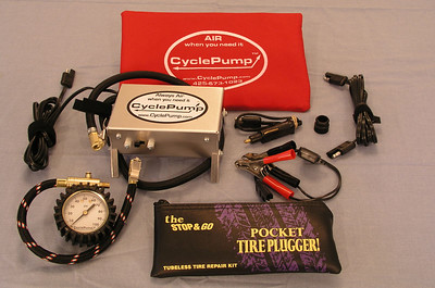 CyclePump ADVENTURE Combo Package