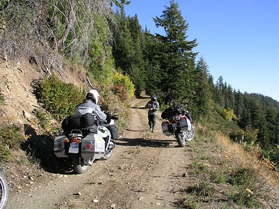 Entiat Summit Road