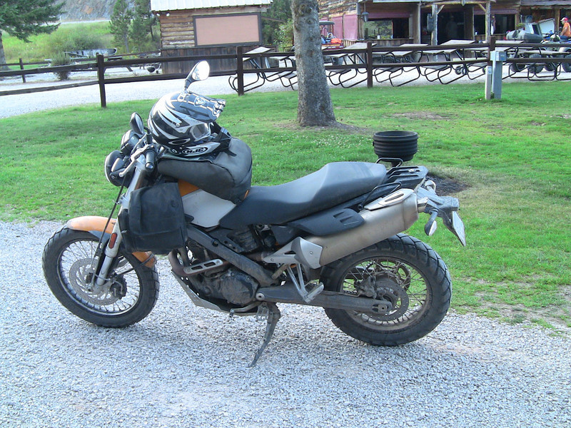 Mike's [from Lead] BMW G650 Xcountry
