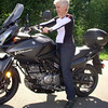 """OEM """"Low"""" Seat. The seat would be in the mail in a hour headed for Spencers Motorcycle Seat Mods ( <a href=""""http://greatdaytoride.com/Home_Page.php"""">http://greatdaytoride.com/Home_Page.php</a> )."""