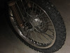 Newly mounted Pirelli MT21