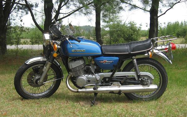 1976 Suzuki GT500