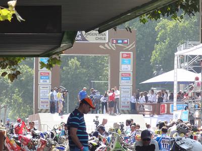 Dakar 2013 Santiago