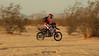 John Deykes training in CA for Dakar 2008