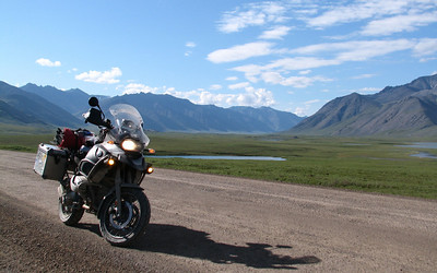 Dalton Highway to Prudhoe Bay, AK '08