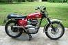1966 BSA 650 Hornet, track bike