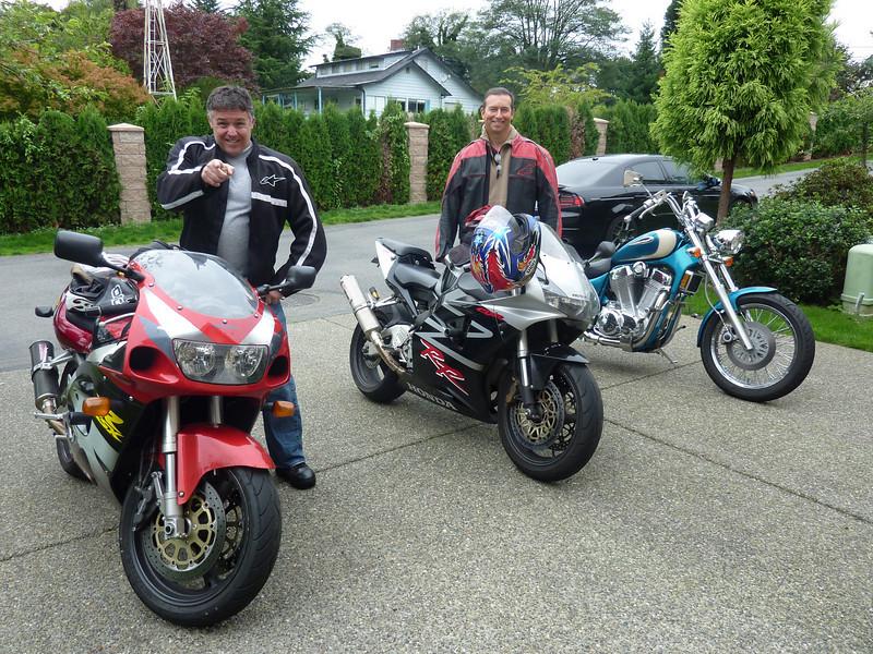 Darren Joe Mike Steve Epic 425 mile Bike Ride 001-3
