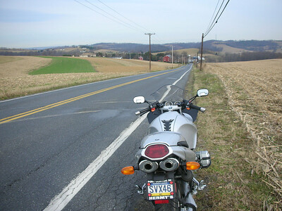 PA611 near Martins Creek.