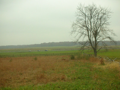 Cemetery Ridge, near The Angle.