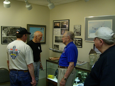Don giving us some first hand information about the B-29 and Enola Gay in particular.