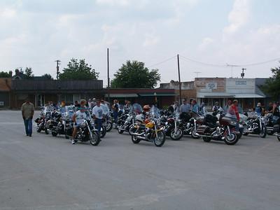 Southern Cruiser Oklahoma Ride